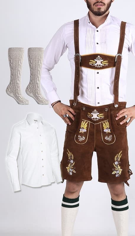 Why Online Purchase of Lederhosen is a Smart Option