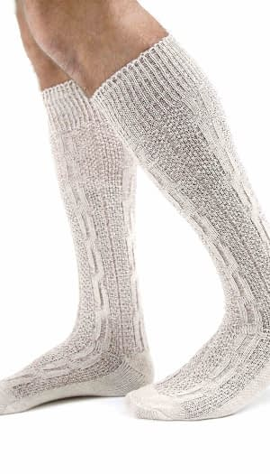 Socks White