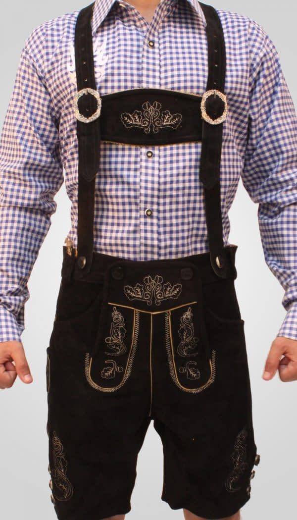 Traditional German Lederhosen Black Forest